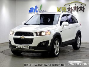 Used 2013 CHEVROLET CAPTIVA BH861406 for Sale