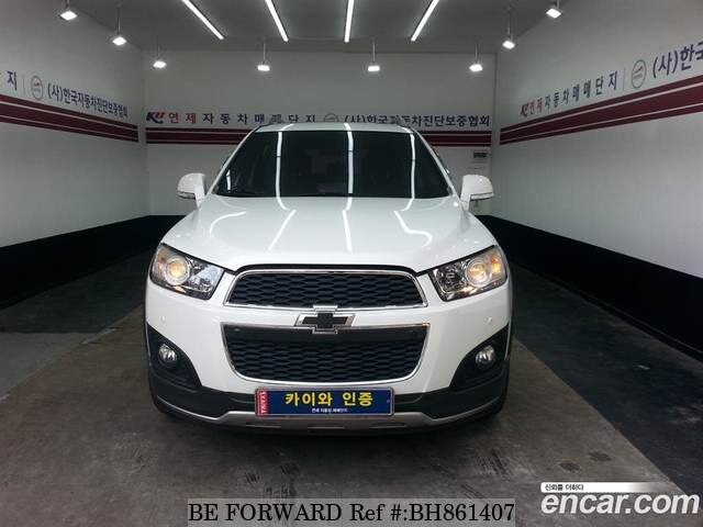 Used 2013 CHEVROLET CAPTIVA BH861407 for Sale