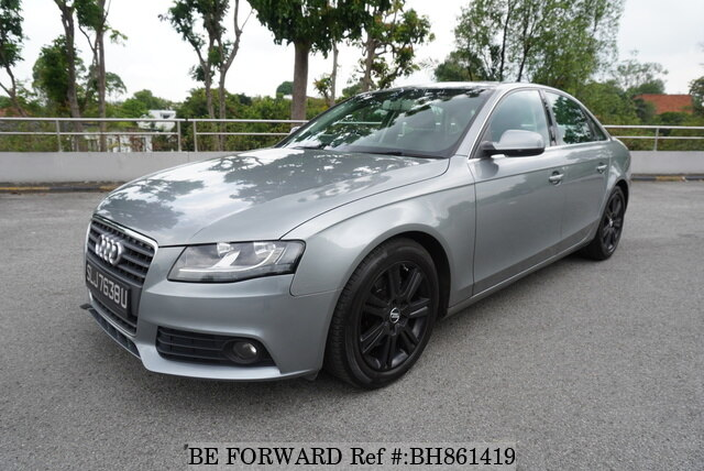 Used 2011 AUDI A4 BH861419 for Sale