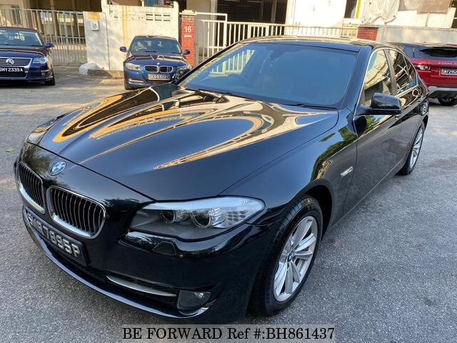 Used 2013 BMW 5 SERIES BH861437 for Sale