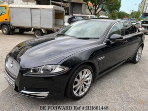 Used 2014 JAGUAR XF BH861448 for Sale