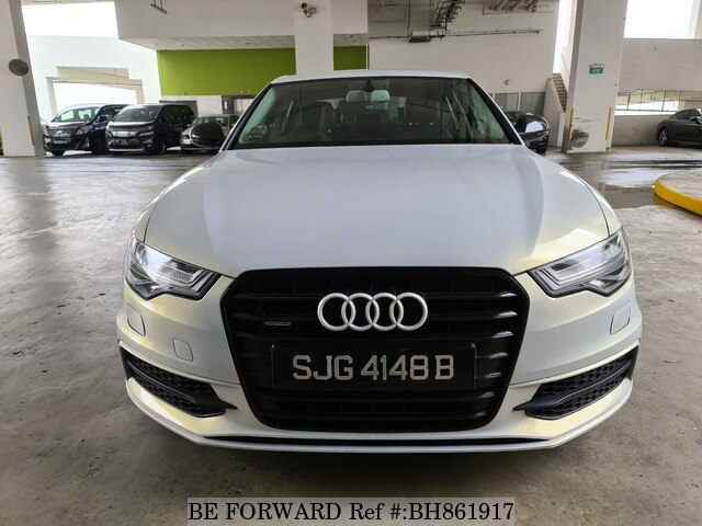 Used 2012 AUDI A6 BH861917 for Sale