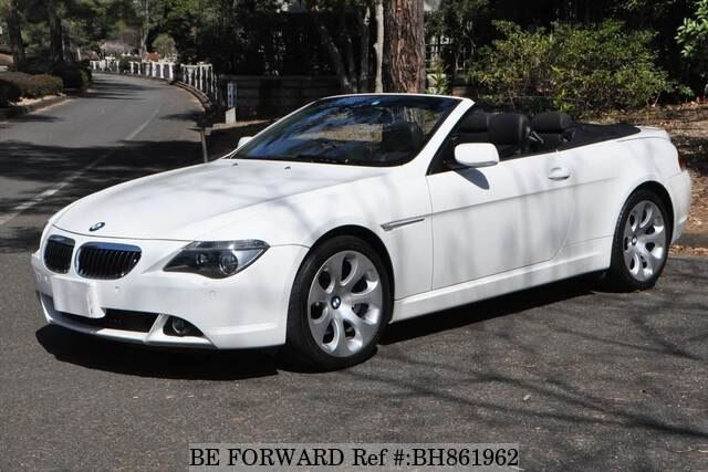 Used 2007 BMW 6 SERIES BH861962 for Sale
