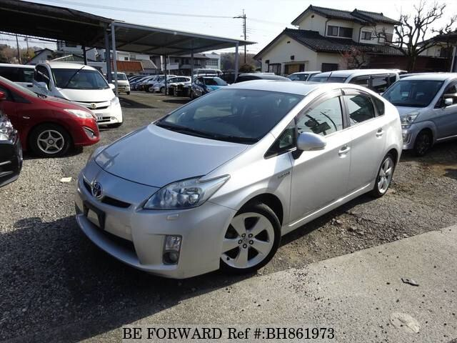 Used 2010 TOYOTA PRIUS BH861973 for Sale