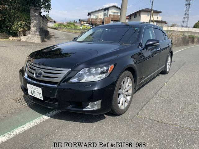 Used 2010 LEXUS LS BH861988 for Sale