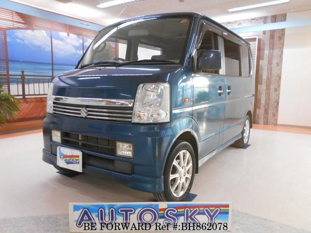 Used 2006 SUZUKI EVERY WAGON BH862078 for Sale