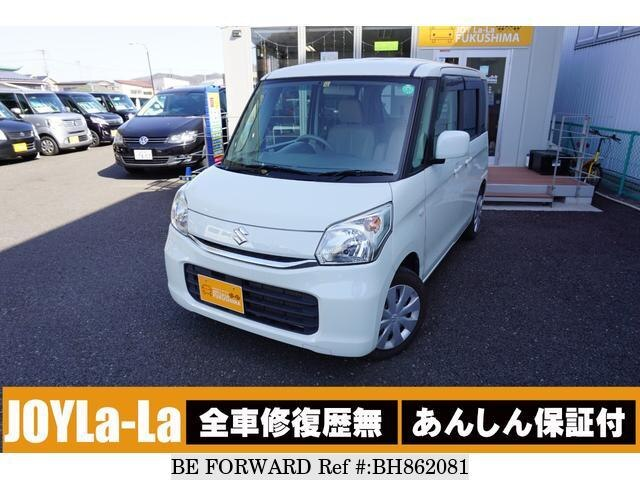 Used 2016 SUZUKI SPACIA BH862081 for Sale