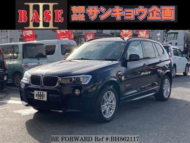 Used 2015 BMW X3 BH862117 for Sale