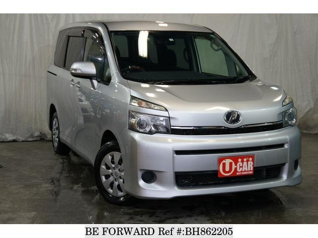 Used 2012 TOYOTA VOXY BH862205 for Sale
