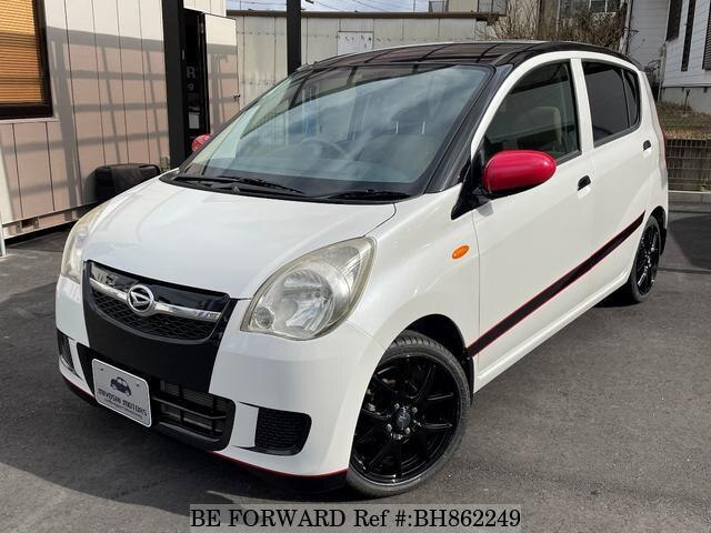 Used 2009 DAIHATSU MIRA BH862249 for Sale
