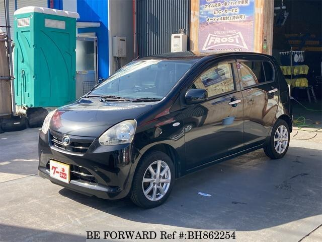 Used 2012 DAIHATSU MIRA ES BH862254 for Sale