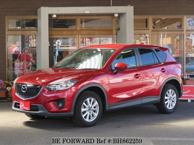 Used 2012 MAZDA CX-5 BH862259 for Sale