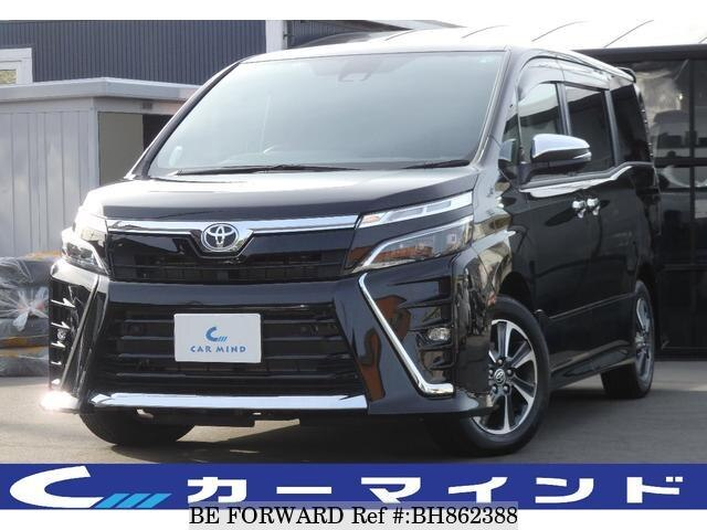 Used 2020 TOYOTA VOXY BH862388 for Sale