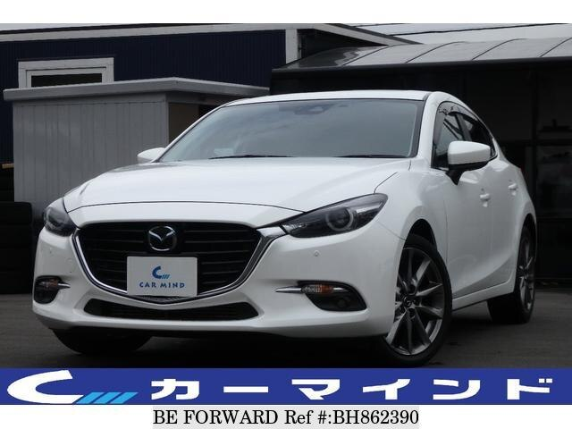 Used 2018 MAZDA AXELA SPORT BH862390 for Sale