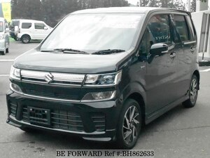 Used 2019 SUZUKI WAGON R BH862633 for Sale