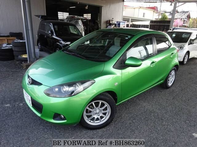 Used 2007 MAZDA DEMIO BH863260 for Sale