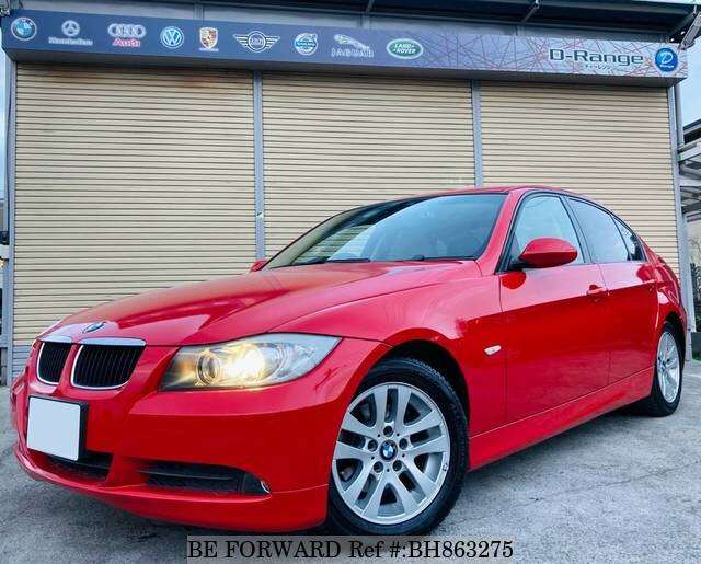 Used 2005 BMW 3 SERIES BH863275 for Sale