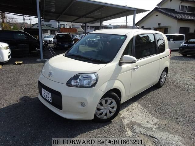 Used 2013 TOYOTA PORTE BH863291 for Sale