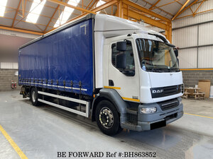 Used 2013 DAF LF55 BH863852 for Sale
