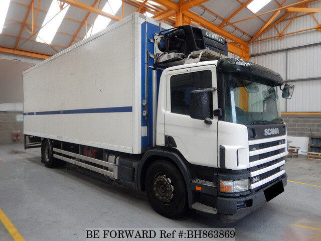 Used 2003 SCANIA 94 BH863869 for Sale