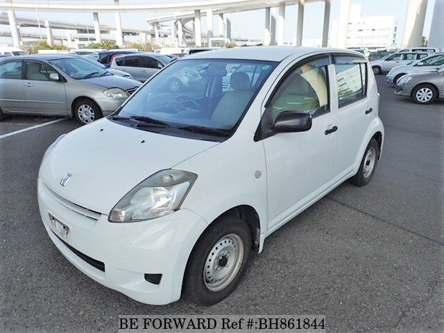 Used 2010 TOYOTA PASSO BH861844 for Sale