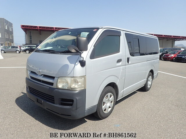 Used 2005 TOYOTA HIACE VAN BH861562 for Sale