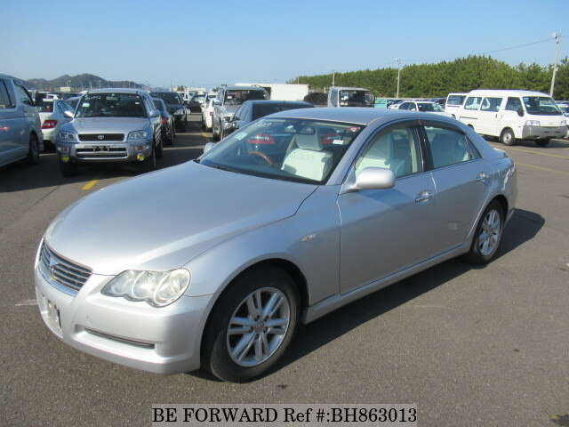 Used 2006 TOYOTA MARK X BH863013 for Sale