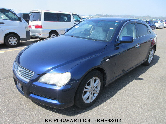 Used 2006 TOYOTA MARK X BH863014 for Sale