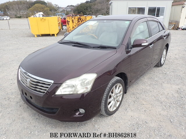 Used 2007 TOYOTA PREMIO BH862818 for Sale