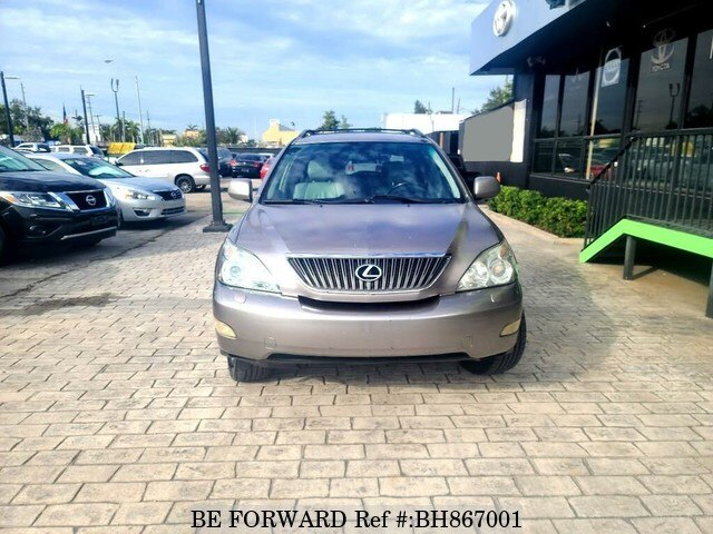 Used 2005 LEXUS RX BH867001 for Sale