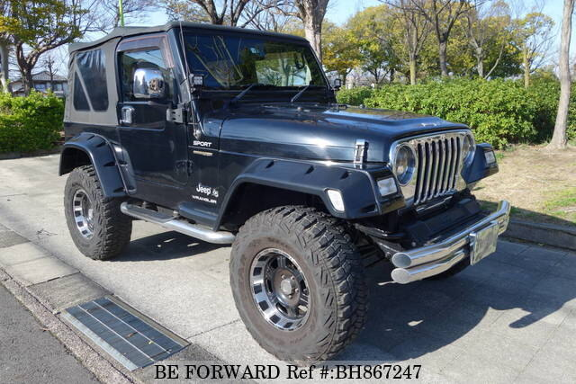 Used 2006 JEEP WRANGLER BH867247 for Sale