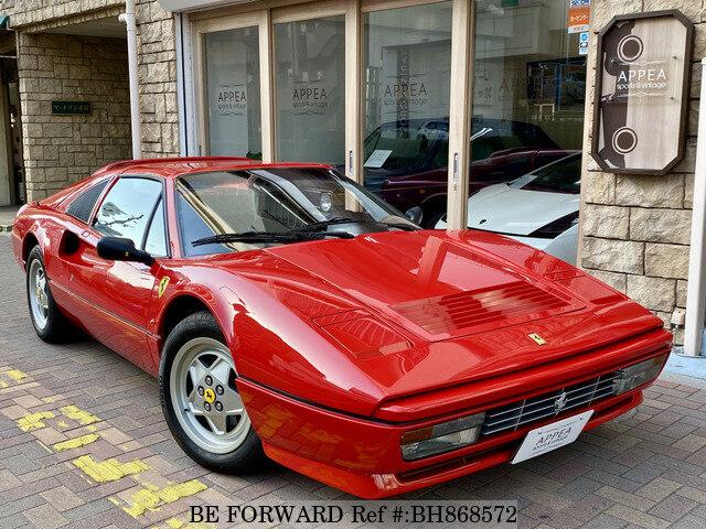 Used 1989 Ferrari 328 Gts E Zffxa For Sale Bh868572 Be Forward