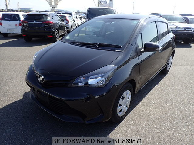 Used 2016 TOYOTA VITZ BH869871 for Sale