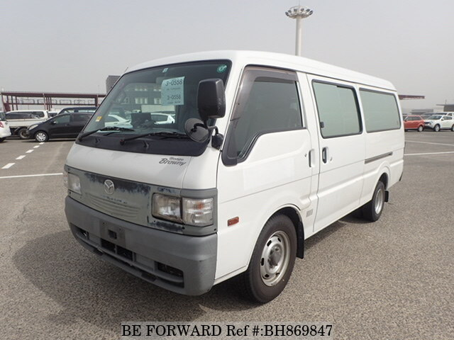 Used 2009 MAZDA BONGO BRAWNY VAN BH869847 for Sale