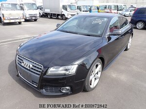 Used 2010 AUDI A5 BH872842 for Sale