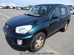 Used 2001 TOYOTA RAV4 BH872884 for Sale