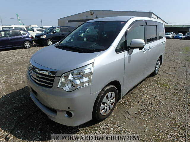 Used 2012 TOYOTA NOAH BH872655 for Sale