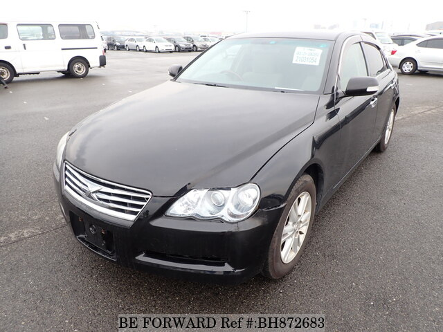 Used 2008 TOYOTA MARK X BH872683 for Sale