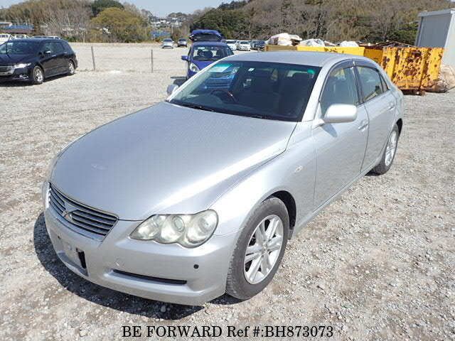Used 2006 TOYOTA MARK X BH873073 for Sale
