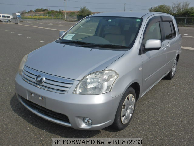 Used 2007 TOYOTA RAUM BH872733 for Sale