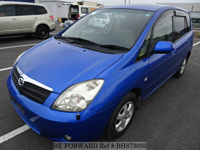 Used 2002 TOYOTA COROLLA SPACIO BH873050 for Sale