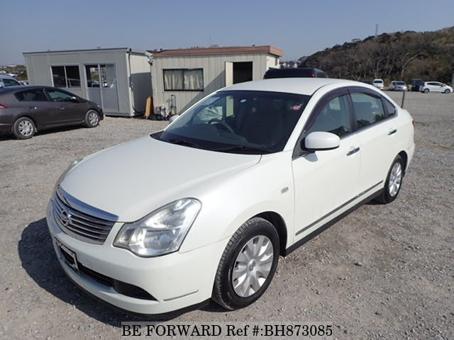 Used 2008 NISSAN BLUEBIRD SYLPHY BH873085 for Sale