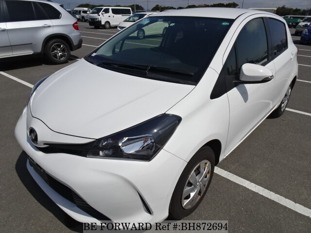 Used 2016 TOYOTA VITZ BH872694 for Sale