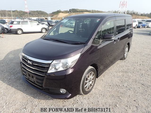 Used 2014 TOYOTA NOAH BH873171 for Sale