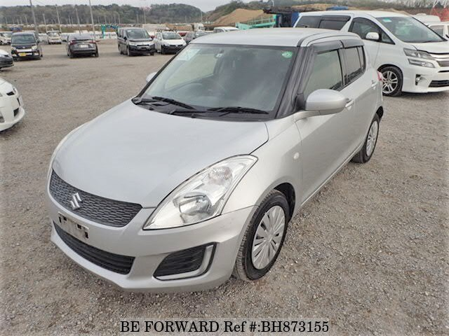 Used 2014 SUZUKI SWIFT BH873155 for Sale