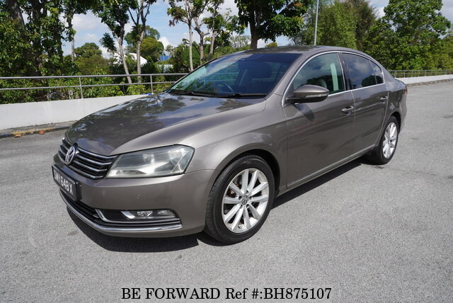 Used 2011 VOLKSWAGEN PASSAT BH875107 for Sale