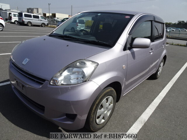 Used 2010 TOYOTA PASSO BH875660 for Sale
