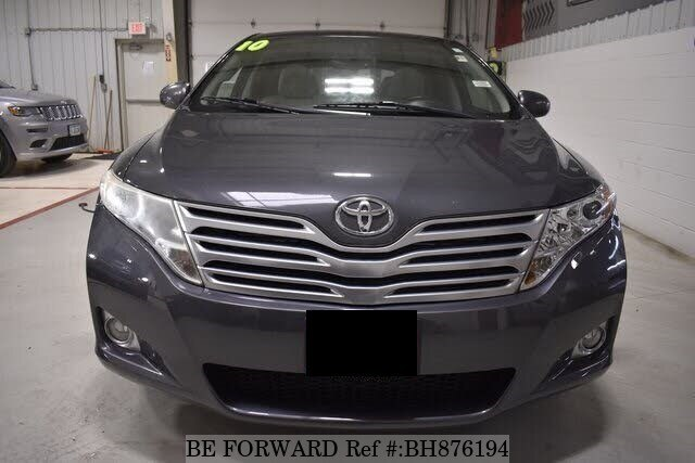 Used 2010 TOYOTA VENZA BH876194 for Sale