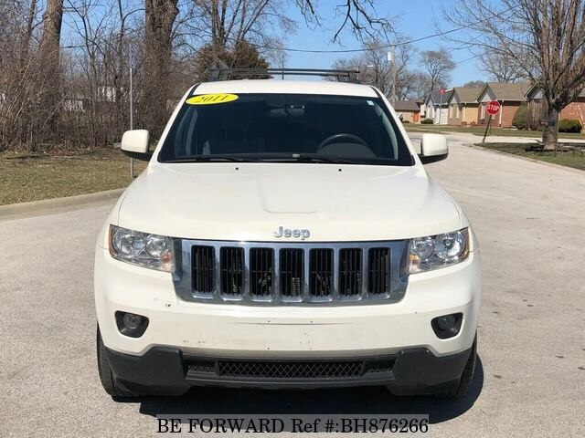 Used 2011 JEEP GRAND CHEROKEE BH876266 for Sale