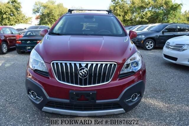 Used 2013 BUICK BUICK OTHERS BH876272 for Sale